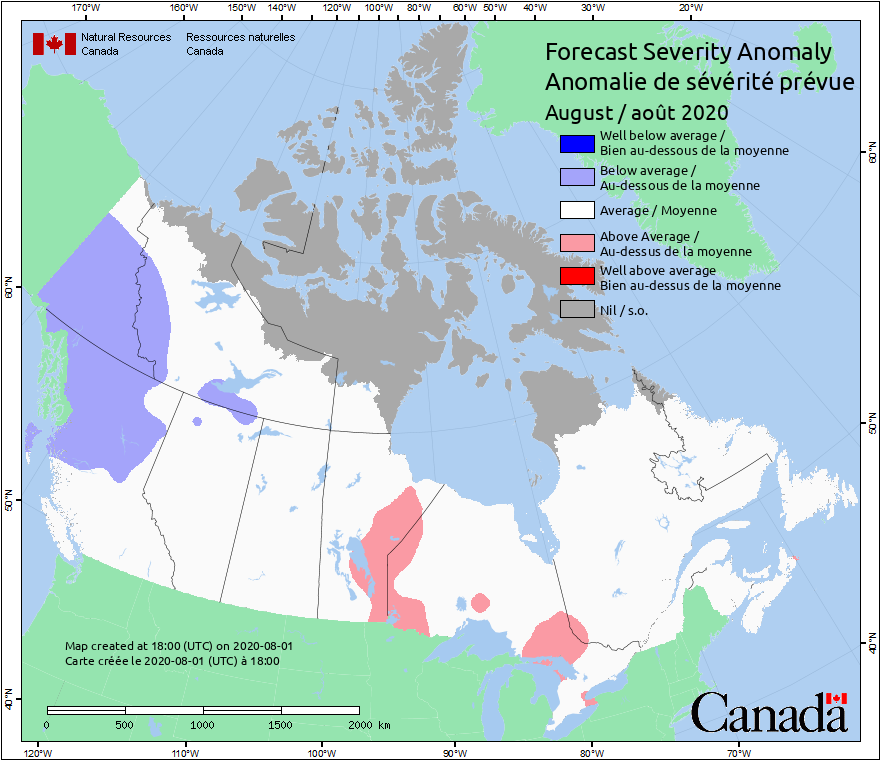 Forecast Severity Anomaly